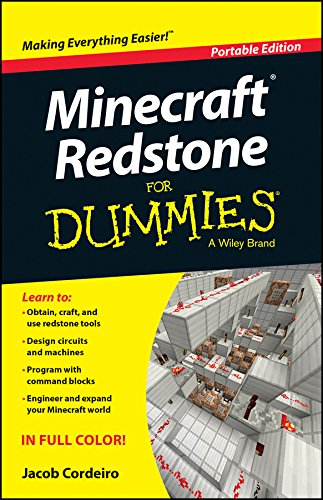 Minecraft Redstone For Dummies: Portable Edition (For Dummies Series) von For Dummies