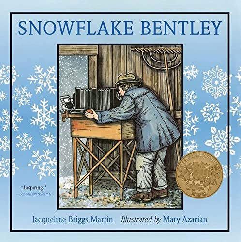 Snowflake Bentley von HMH Books for Young Readers
