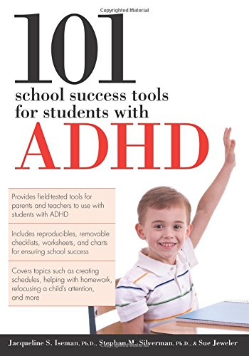101 School Success Tools for Students with ADHD von PRUFROCK PR