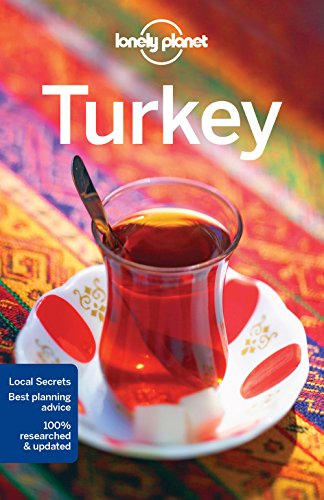 Turkey: with Istanbul pull-out MAP (Country Regional Guides) von GeoPlaneta