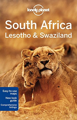 Lonely Planet South Africa, Lesotho & Swaziland: Cape Town pull-out map, Includes wildlife guide, Local secrets (Country Regional Guides)