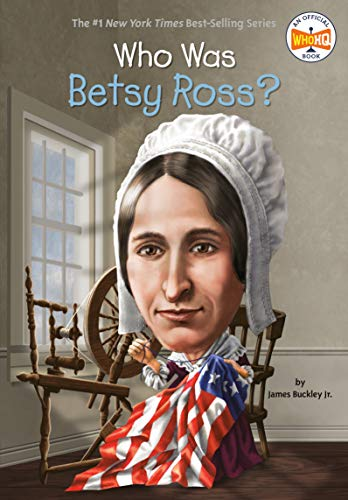 Who Was Betsy Ross? von Penguin Workshop