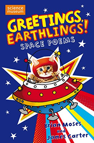 Greetings Earthlings!: Space Poems von Macmillan Children's Books