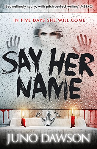 Say Her Name von Hot Key Books