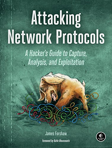 Attacking Network Protocols: A Hacker's Guide to Capture, Analysis, and Exploitation von No Starch Press