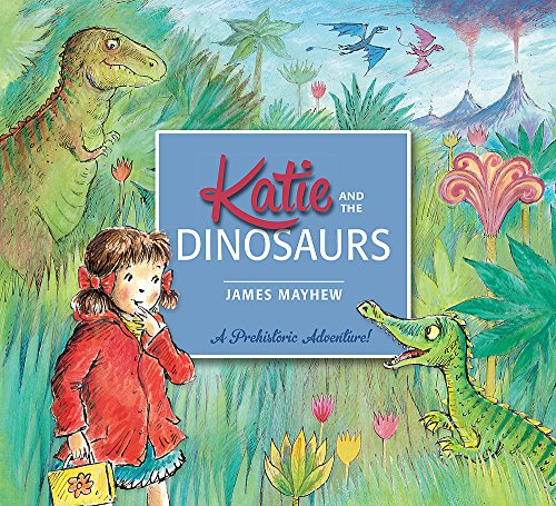 Katie and the Dinosaurs von Orchard Books