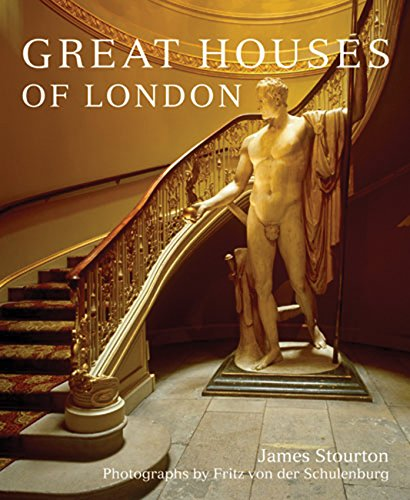 Great Houses of London von Frances Lincoln