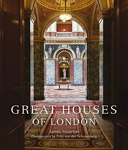 Great Houses of London von Frances Lincoln Publishers Ltd