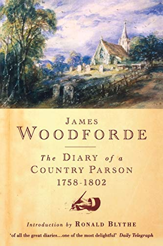Diary of a Country Parson, 1758-1802 von CANTERBURY PR NORWICH