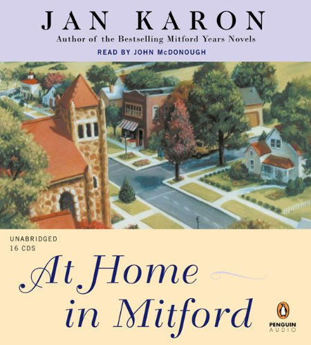 At Home in Mitford (Mitford Years) von Penguin Audio