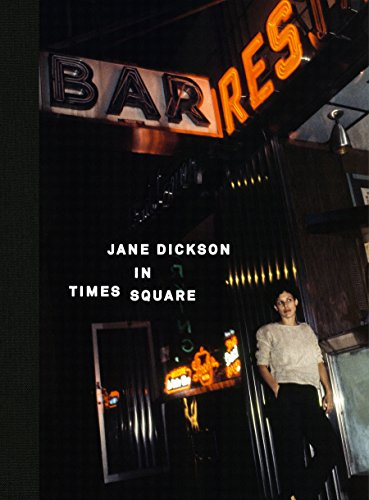 Jane Dickson in Times Square von Anthology Editions