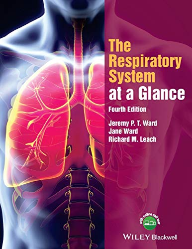 The Respiratory System at a Glance von Wiley-Blackwell