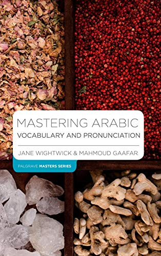 Mastering Arabic Vocabulary and Pronunciation (Macmillan Master Series (Languages)) von Red Globe Press
