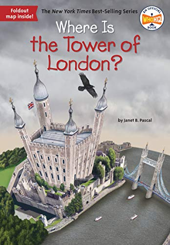 Where Is the Tower of London? von Penguin Workshop