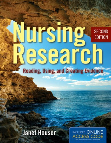 Nursing Research von Jones & Bartlett Publ.