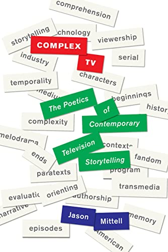 Complex TV: The Poetics of Contemporary Television Storytelling von Combined Academic Publ.