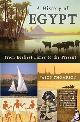 A History of Egypt: From Earliest Times to the Present von Anchor