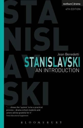 Stanislavski: An Introduction (Performance Books)