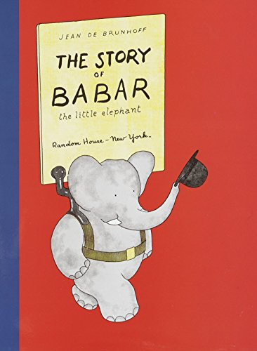 The Story of Babar: The Little Elephant (Babar Series) von Random House Books for Young Readers