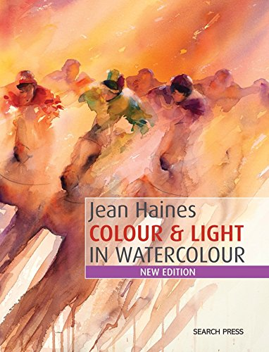 Jean Haines Colour & Light in Watercolour: New Edition (How to Paint) von Books/DVDs