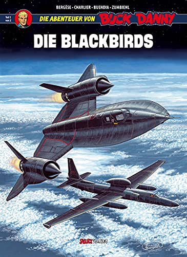 Buck Danny Sonderband 1: Die Blackbirds von Salleck Publications