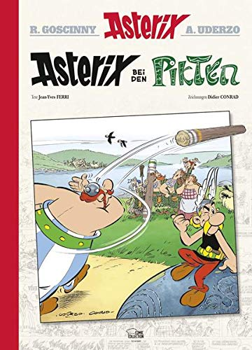 Asterix 35 Luxusedition: Asterix bei den Pikten von Ehapa Comic Collection