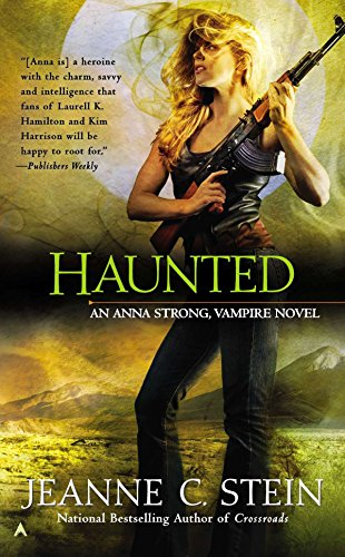 "Haunted (""An Anna Strong, Vampire Novel"", Band 8) von Ace Books"