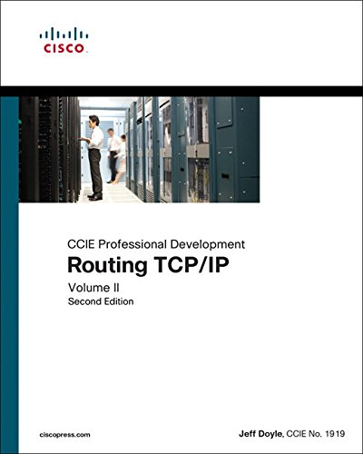 Routing TCP/IP, Volume 2: CCIE Professional Development