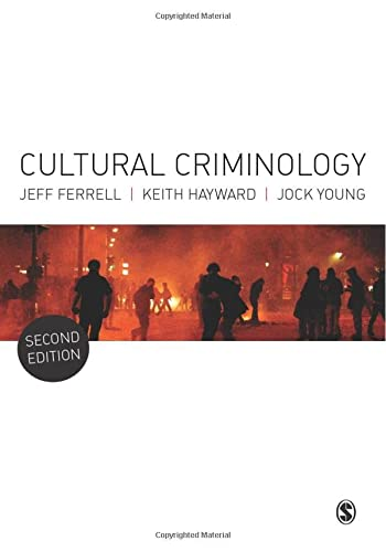 Cultural Criminology von SAGE Publications Ltd