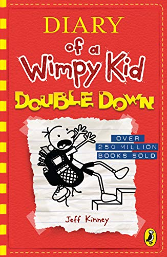 Diary of a Wimpy Kid: Double Down (Diary of a Wimpy Kid Book 11) von Puffin