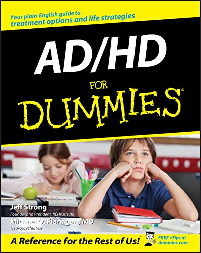 AD/HD For Dummies (For Dummies Series)