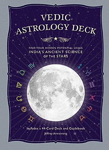 Vedic Astrology Deck: Find Your Hidden Potential Using India's Ancient Science of the Stars von Mandala Publishing