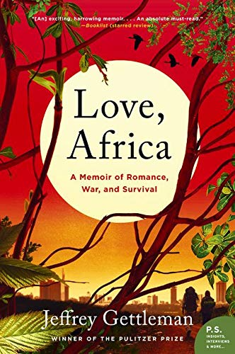 Love, Africa: A Memoir of Romance, War, and Survival von Harper Paperbacks
