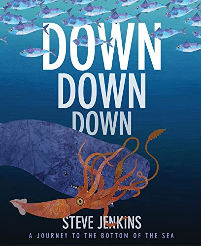 Down, Down, Down: A Journey to the Bottom of the Sea von Houghton Mifflin