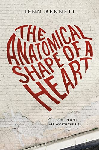 Anatomical Shape of a Heart von Square Fish
