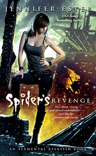 Spider's Revenge (Elemental Assassin, Band 5)