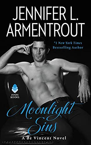 Moonlight Sins: A de Vincent Novel (de Vincent series, Band 1) von Avon Books