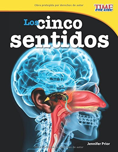 Los cinco sentidos (The Five Senses) (Spanish Version) (Time for Kids) von Teacher Created Materials