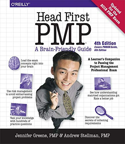 Head First PMP: A Learner's Companion to Passing the Project Management Professional Exam von O'Reilly Media, Inc, USA