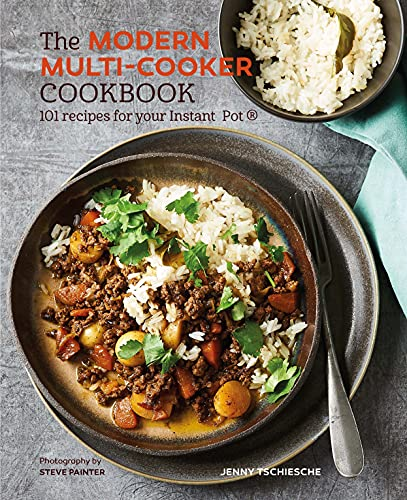 Modern Multi-cooker Cookbook von Ryland Peters & Small