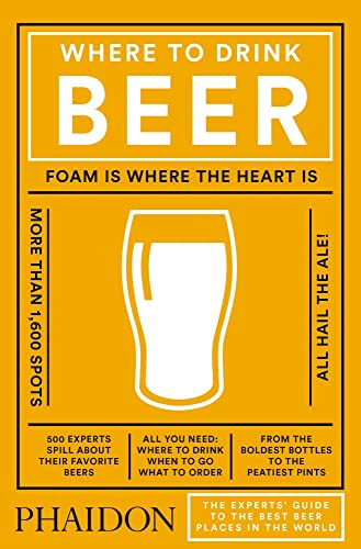 Where to Drink Beer von PHAIDON PRESS