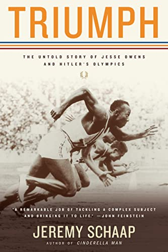 Triumph: The Untold Story of Jesse Owens and Hitler's Olympics von Mariner Books