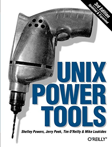 Unix Power Tools (Classique Us) von O'Reilly and Associates