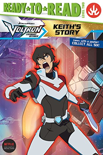 Keith's Story (Voltron Legendary Defender) von Simon Spotlight