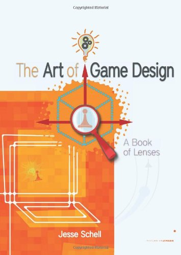 The Art of Game Design: A Book of Lenses von Morgan Kaufmann