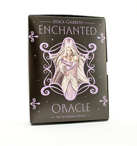 Enchanted Oracle (Book & Cards)