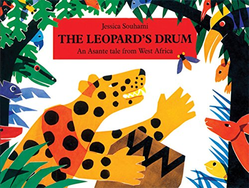 The Leopard's Drum von Lincoln Children's Books