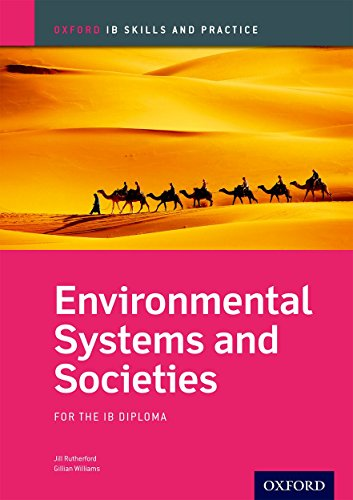 Oxford IB Skills and Practice: Environmental Systems and Societies for the IB Diploma von Oxford University Press