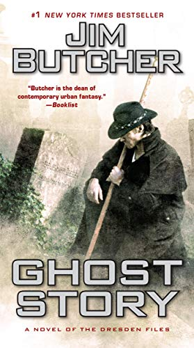 Ghost Story (Dresden Files, Band 13)