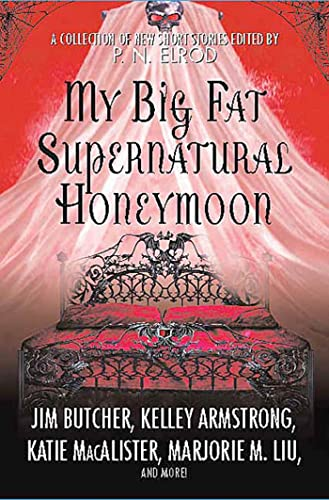 My Big Fat Supernatural Honeymoon von St. Martins Press-3PL
